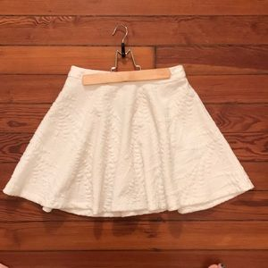 Flirty High Waisted Skirt